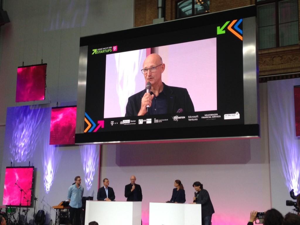 Tim Höttges Opening Speech